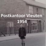 Postkantoor Vleuten 1954
